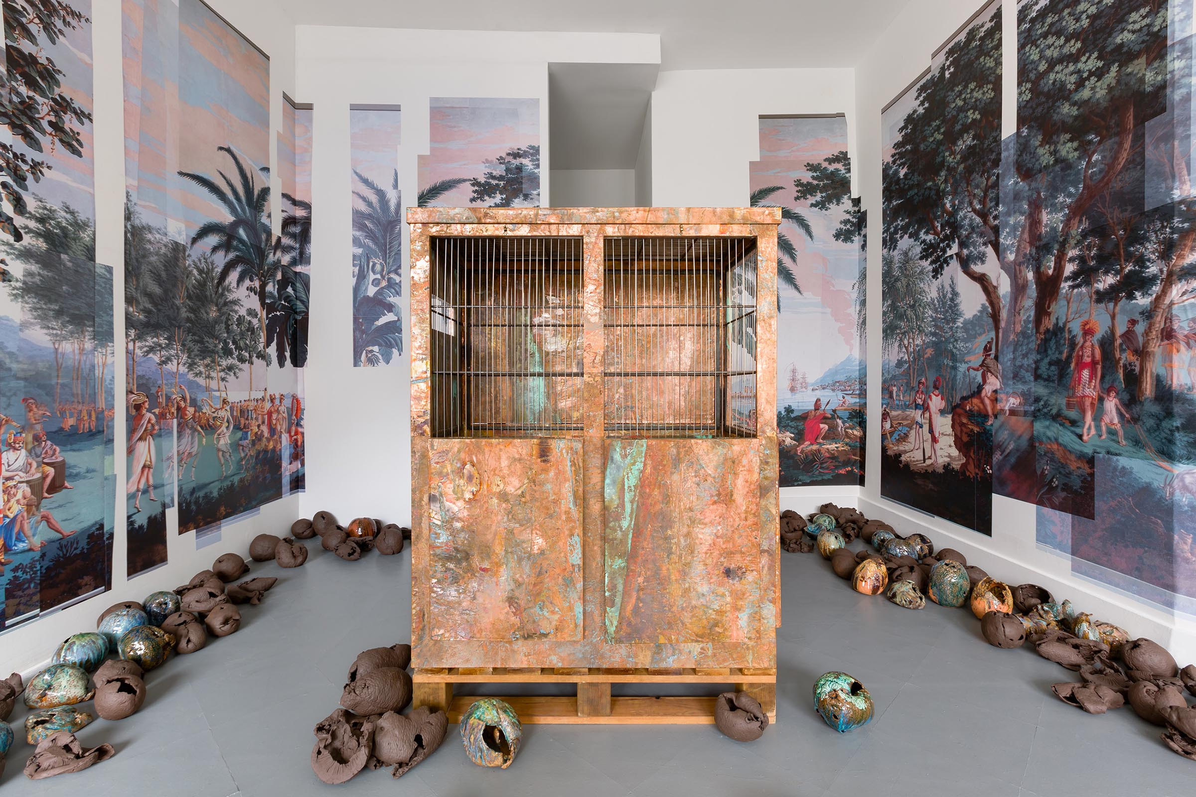 Southern Oceans, Rachelle Dang exhibition at Motel gallery