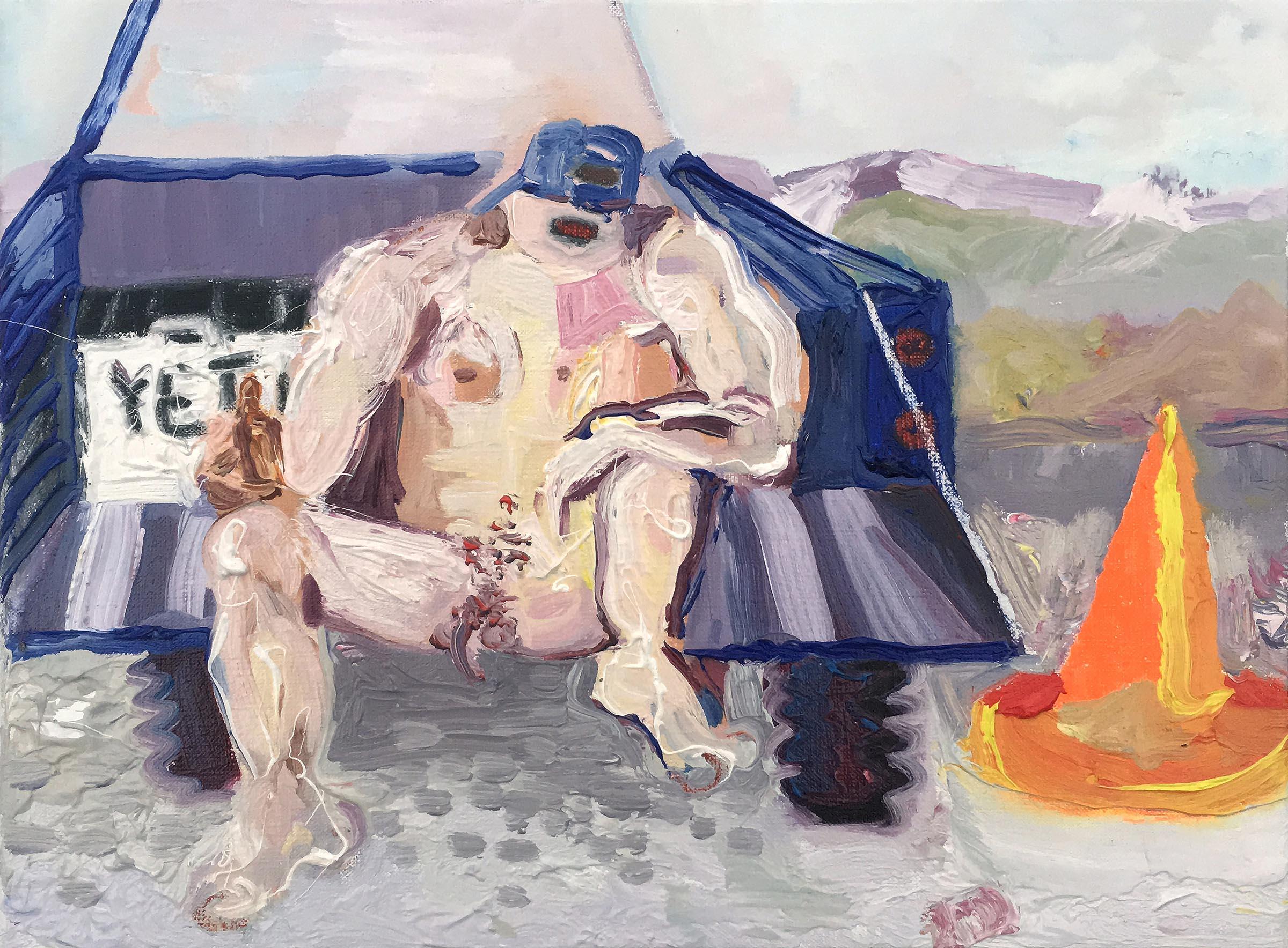 Vivian Liddell, artist's portfolio