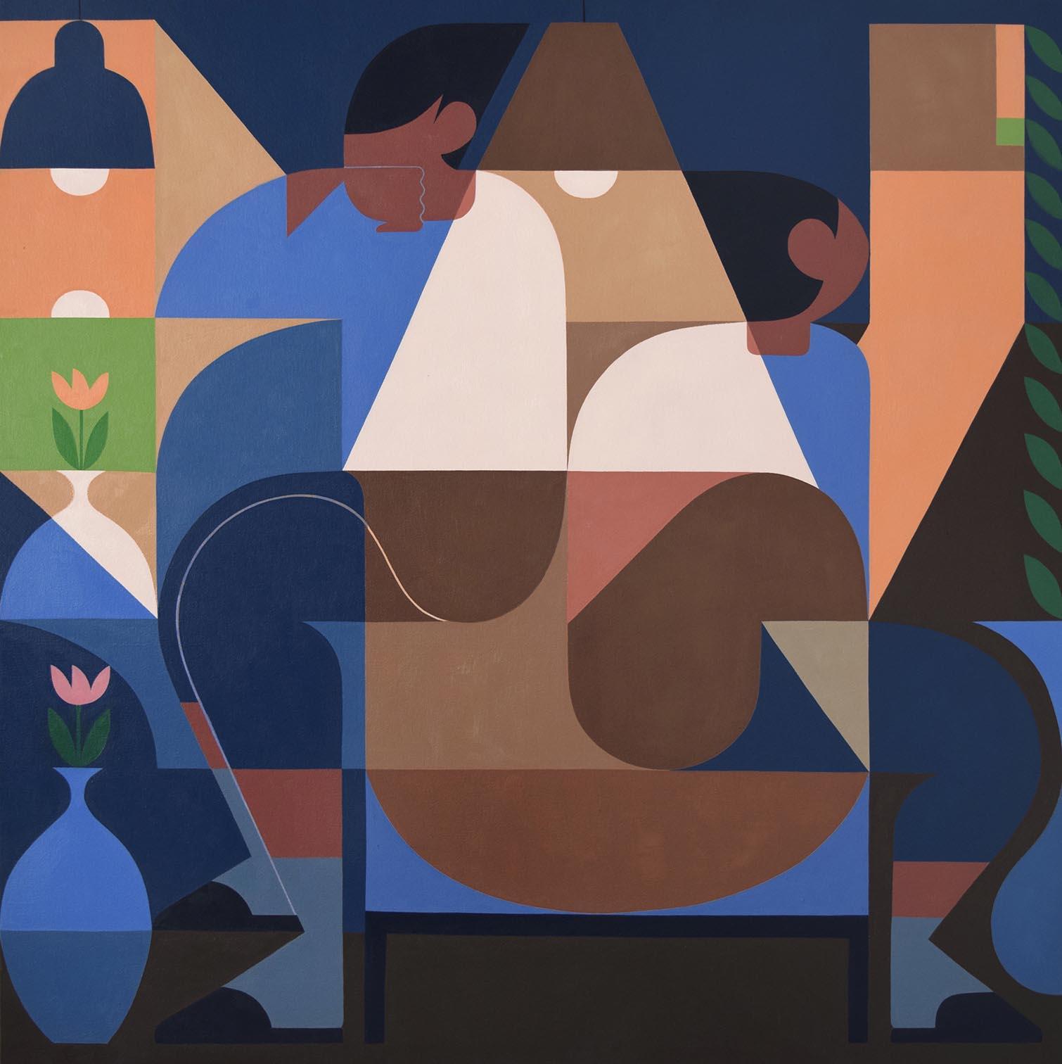 Adrian Kay Wong, Los Angeles based artist