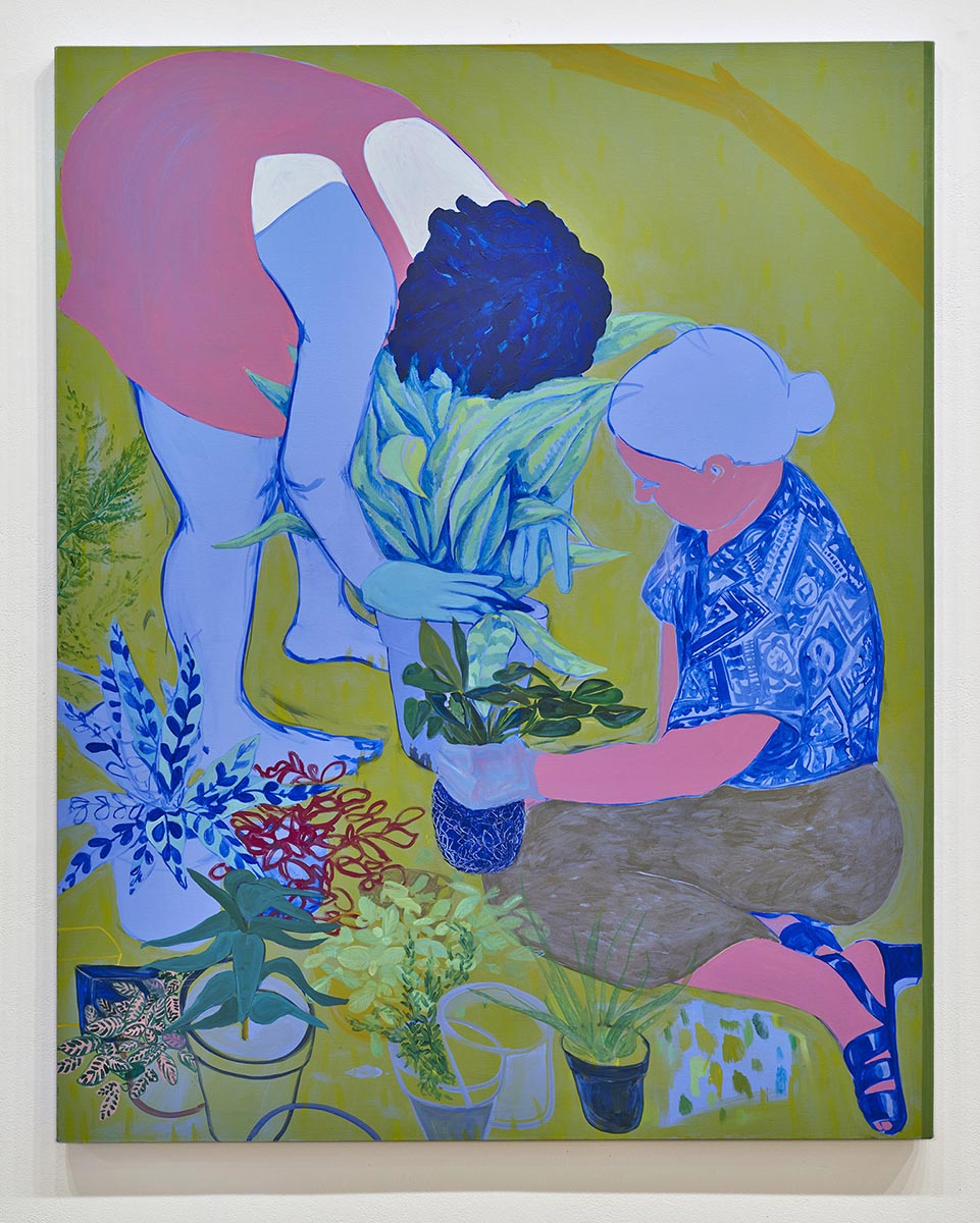 Anna Wehrwein, The Replanters, 2017 