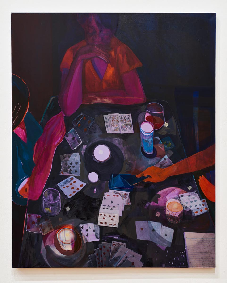 Anna Wehrwein, Power Outage, 2017, 