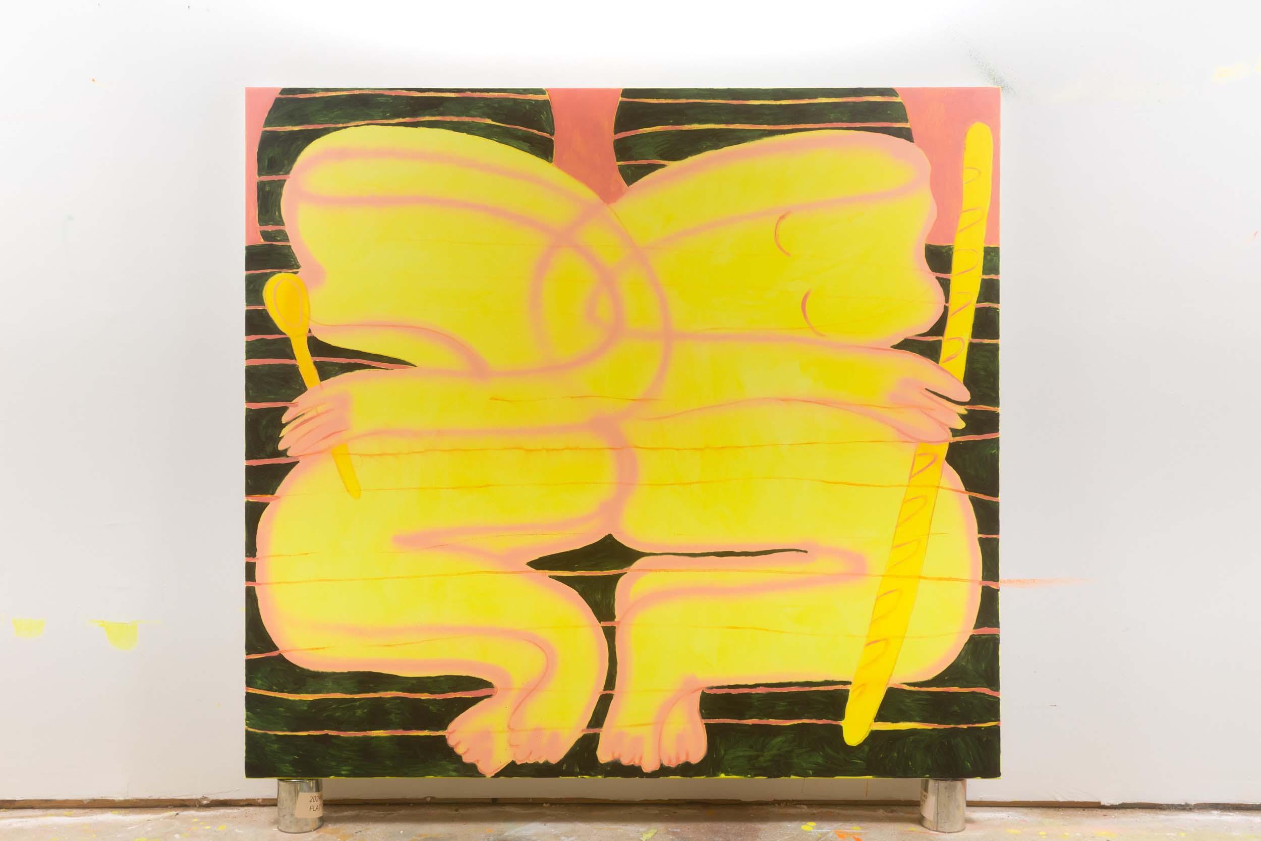 Tahnee Lonsdale, 'Big Spoon, Little Spoon' -70